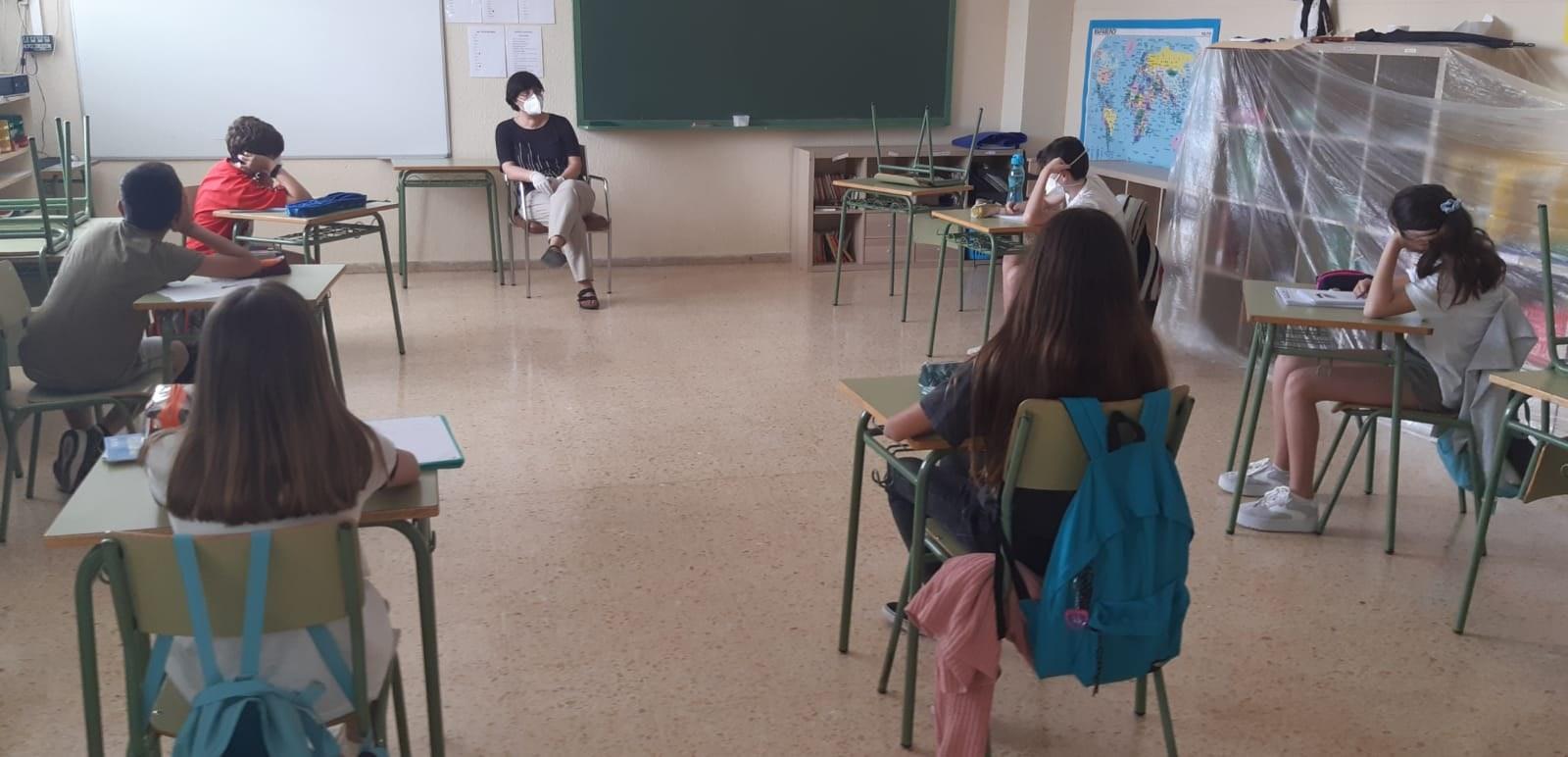 Les escoles i els instituts de Sitges reobren amb mesures de seguretat