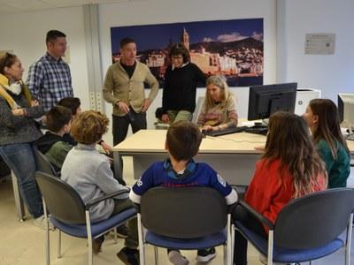 Les noves cooperatives escolars de Sitges es posen en marxa oficialment