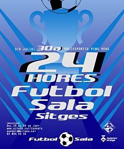 24 hores de Futbol Sala Vila de Sitges