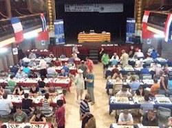 Entrega de premis del 41 Open Internacional d'Escacs Vila de Sitges
