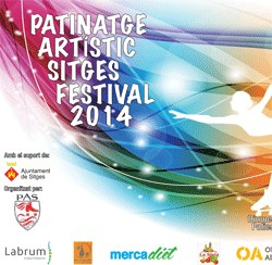 Festival Patinatge Artísitc Sitges 2014