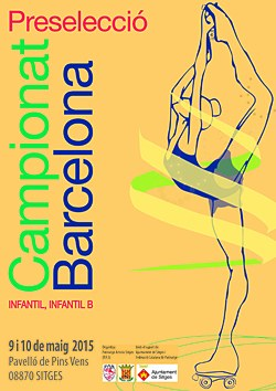 Preselecció del Campionat de Barcelona de Patinatge