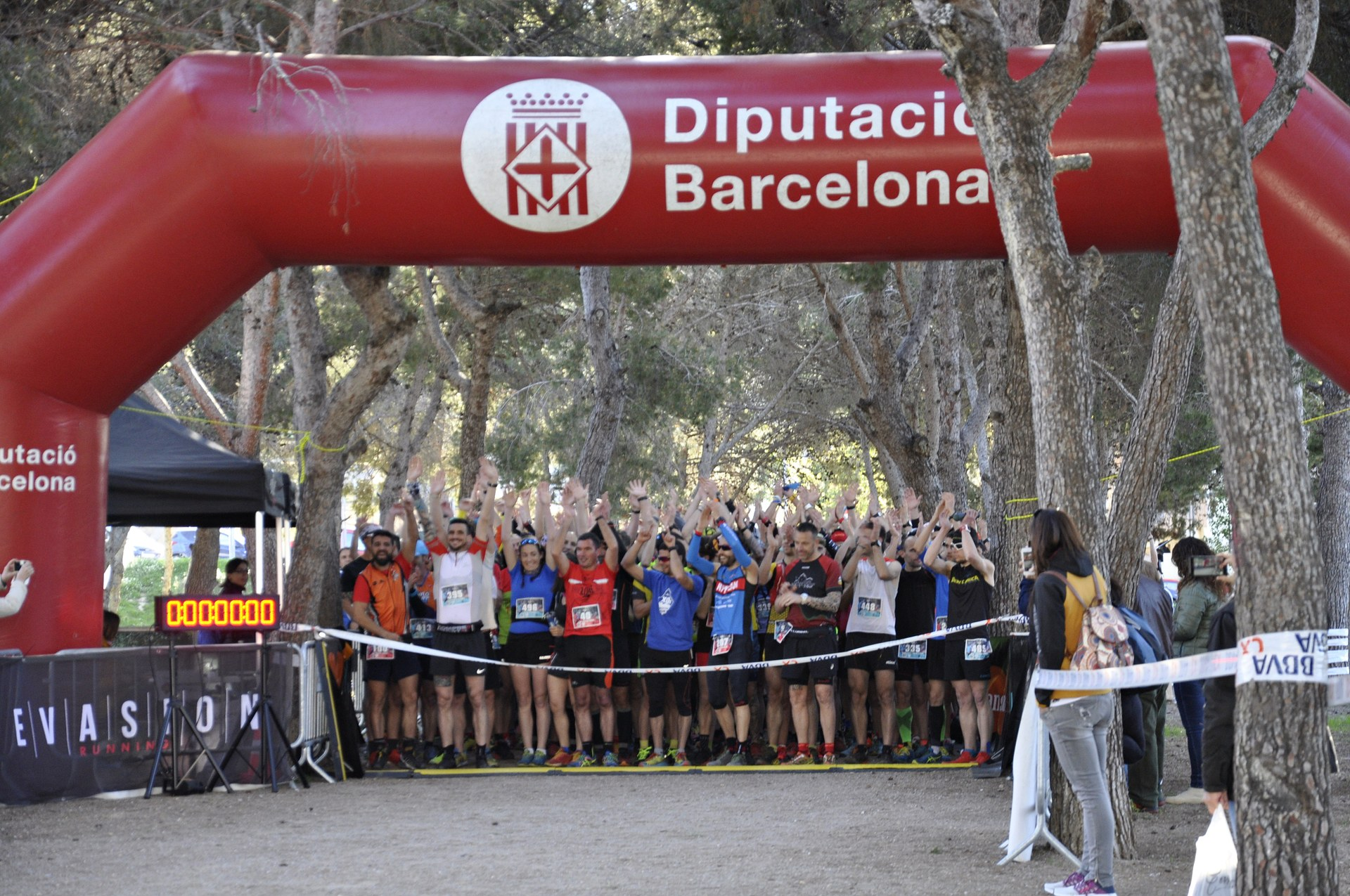 La sortida de les dues curses està prevista a les nou del matí des de l'Espai Jove