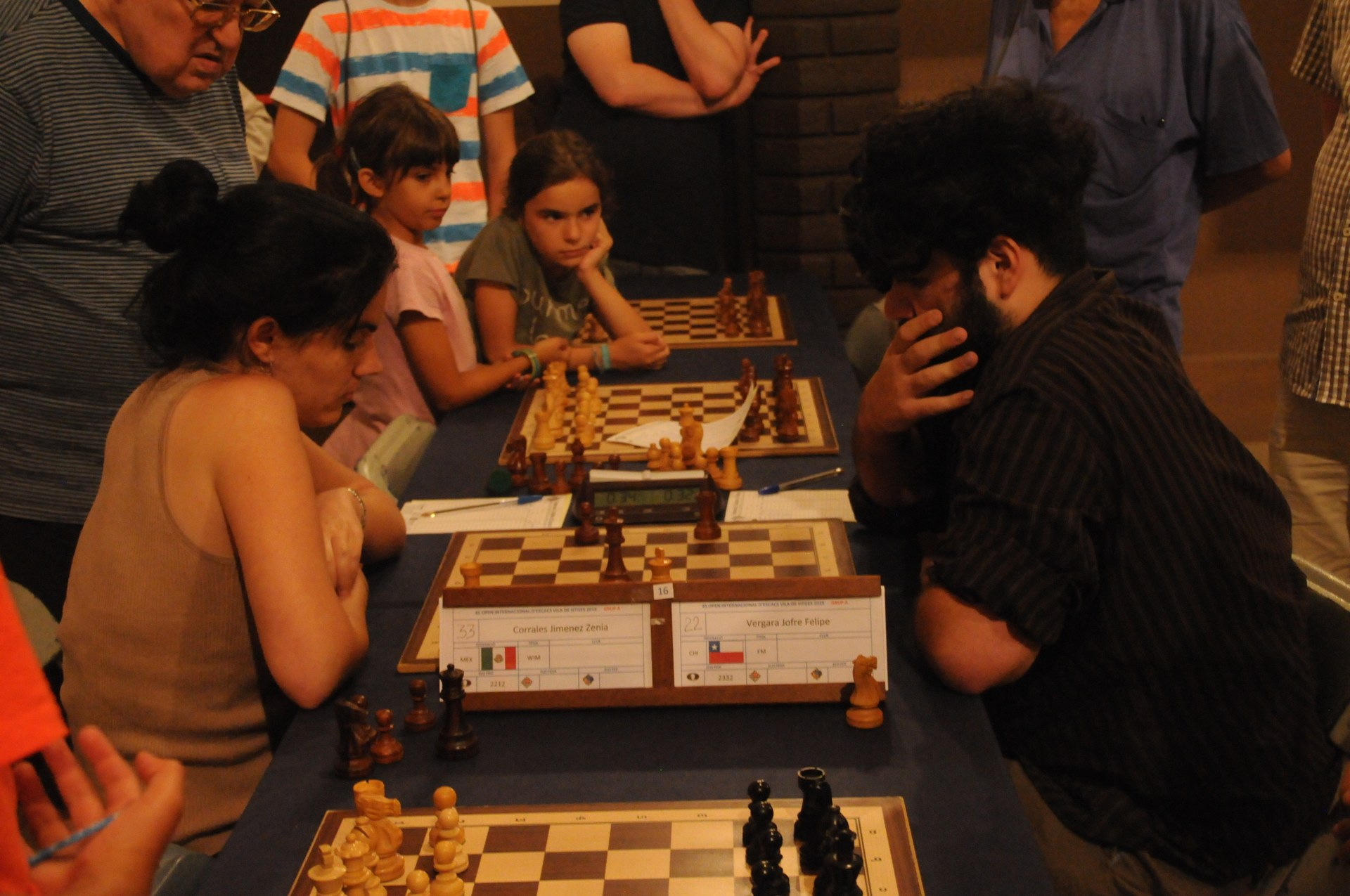 El Campionat mundial d'Escacs femení amplia les seves seus a Sitges