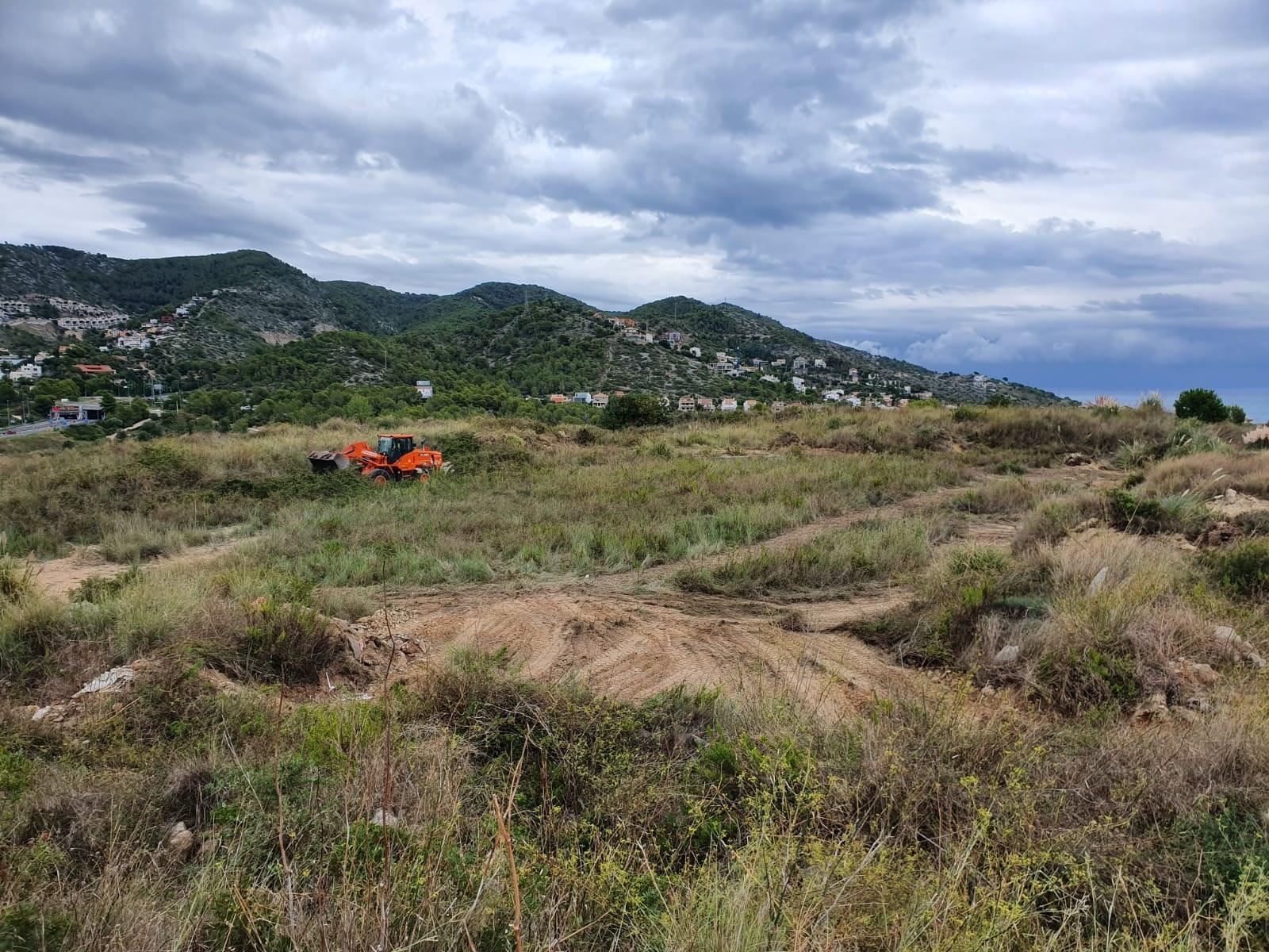 L'Ajuntament inicia les obres de construcció del nou camp esportiu