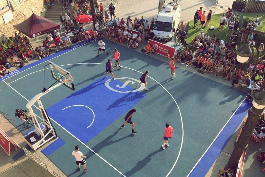 Els dies 10 i 11 d'agost se celebrarà la 26 edició del torneig de bàsquet 3x3 Sitges