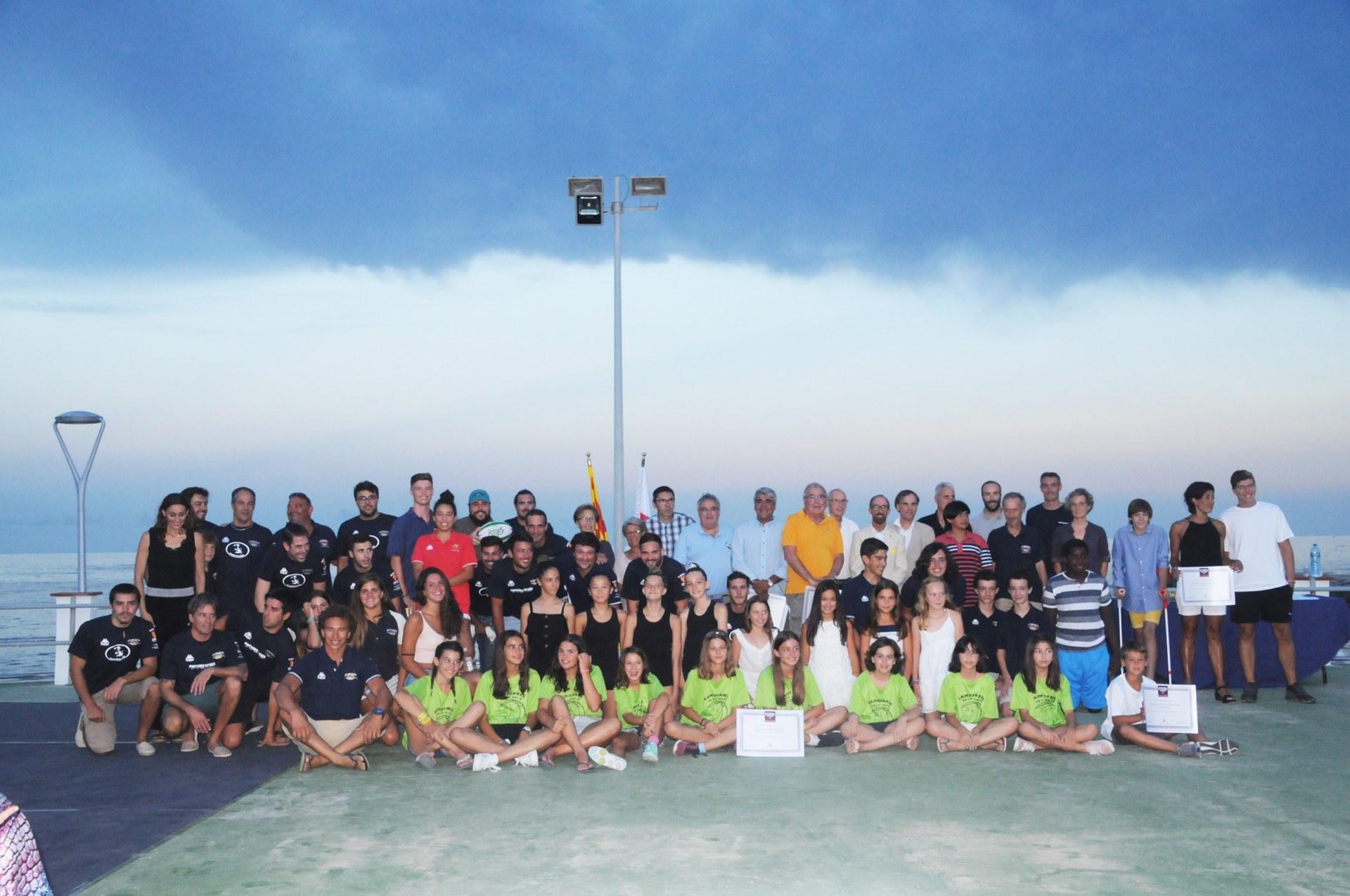 Nit de l'Esport de Sitges 2018