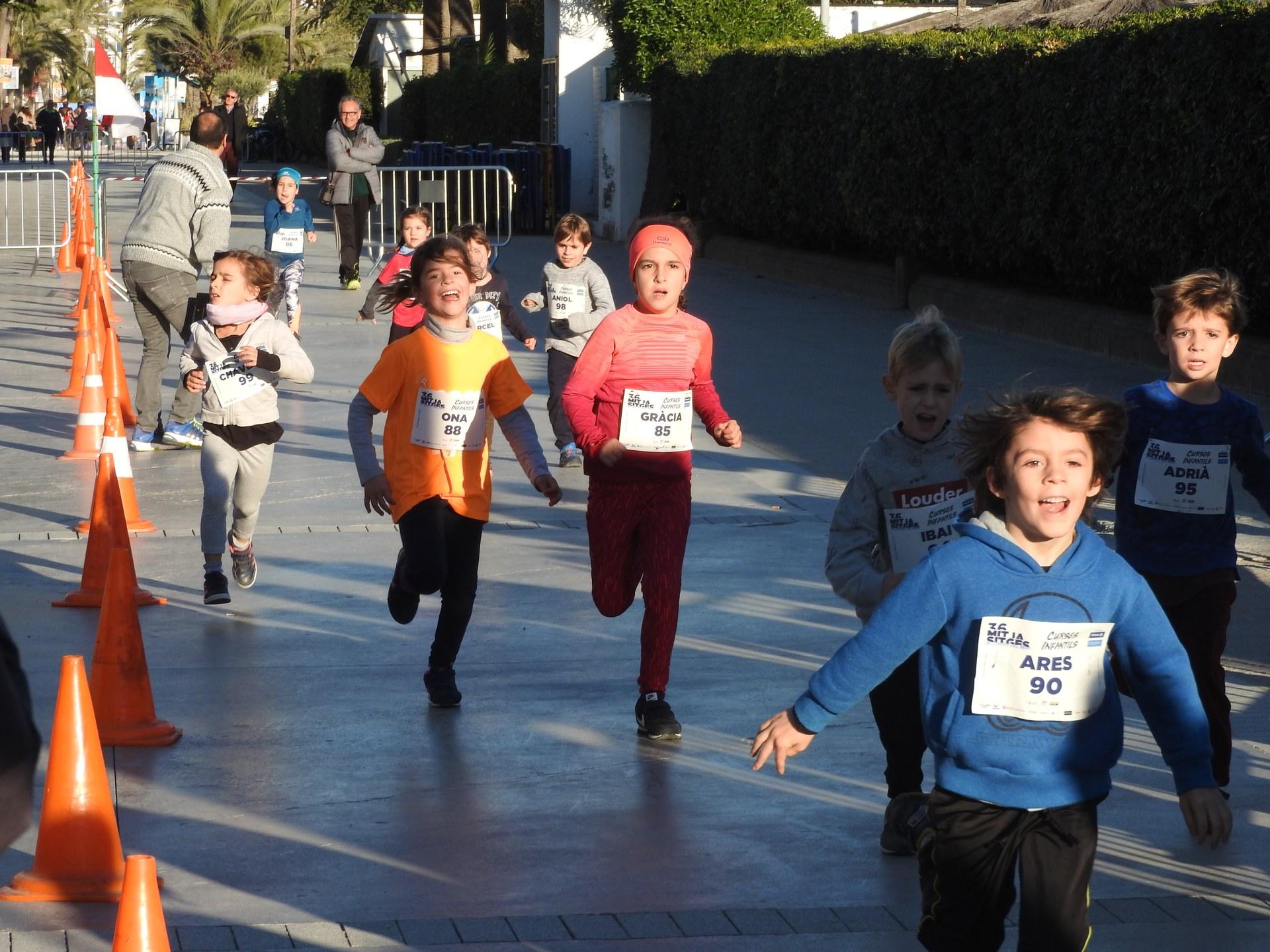 Sitges acull la primera Matinal Esportiva el 31 de març amb activitats per als més petits