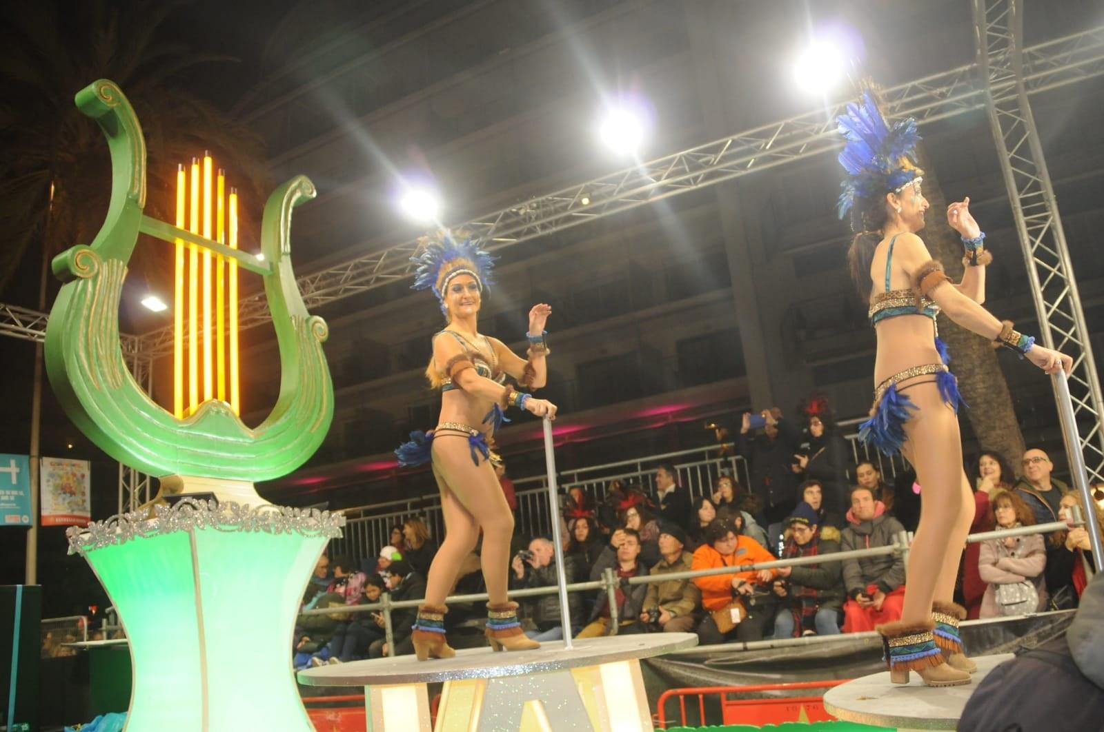 El Retiro organitzarà Sa Majestat Carnestoltes i el Prado la Reina del Carnaval 2021