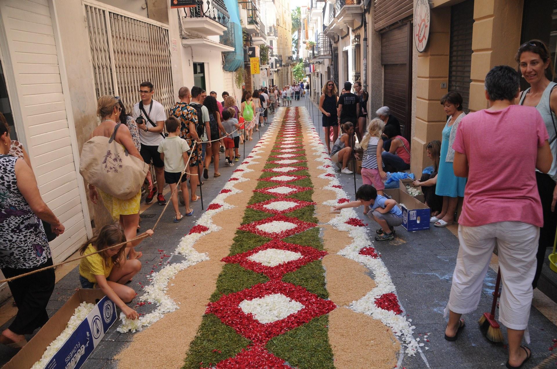 L'Ajuntament de Sitges suspèn l'organització de la festa del Corpus 2020