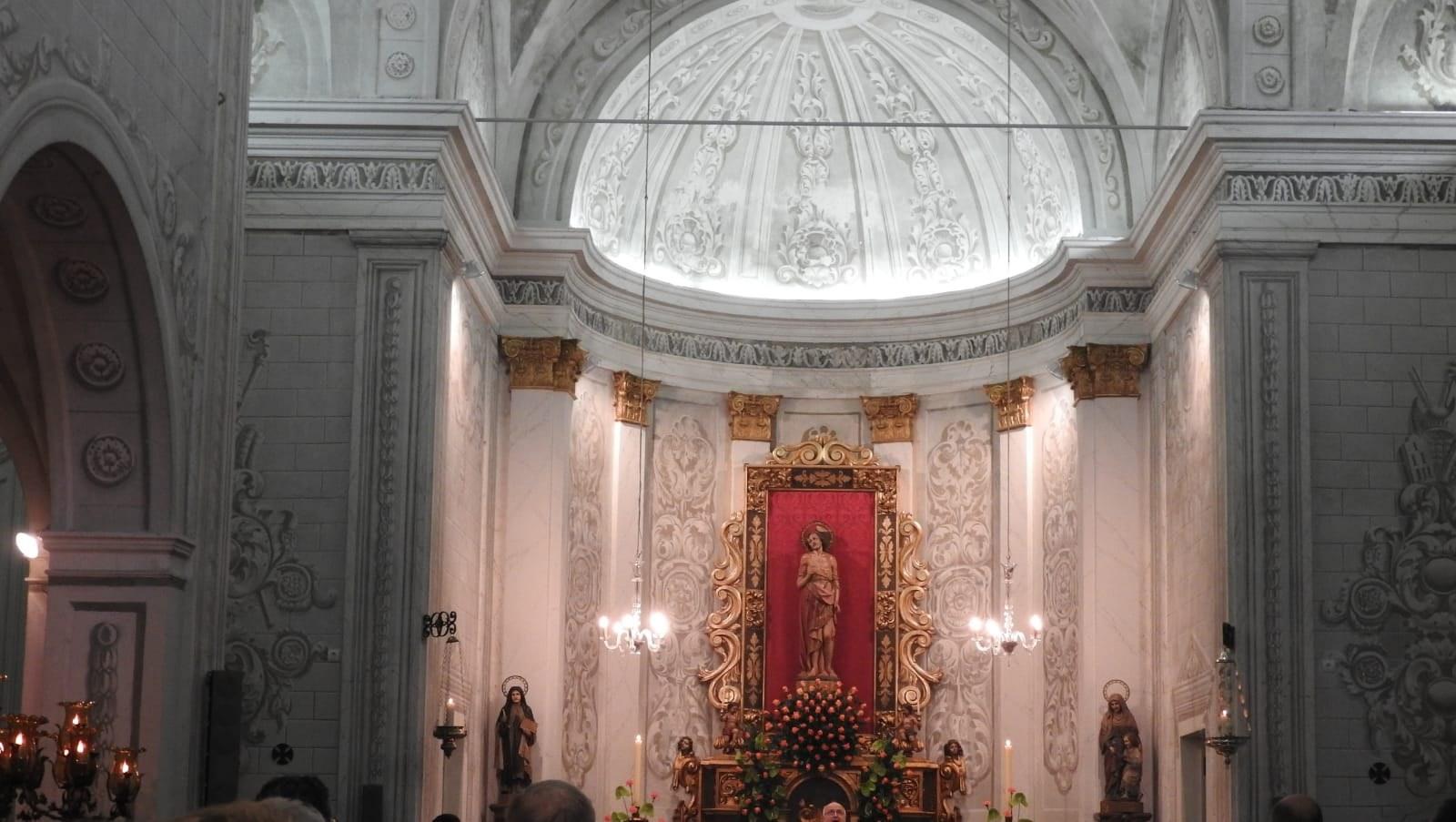 La Festivitat de Sant Sebastià substitueix la Novena per la pregària de renovació del vot al màrtir