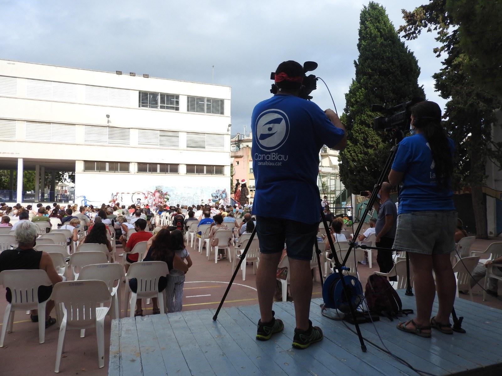 Les retransmissions de Festa Major a la ràdio i TV van ser àmpliament seguides