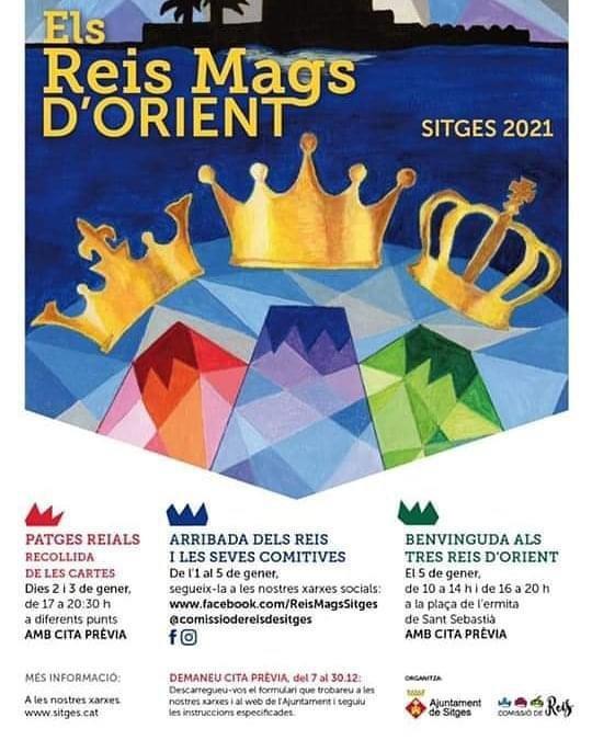 S'obre la inscripció prèvia per assistir als actes de les Patges Reials i per donar la benvinguda als Reis Mags d'Orient