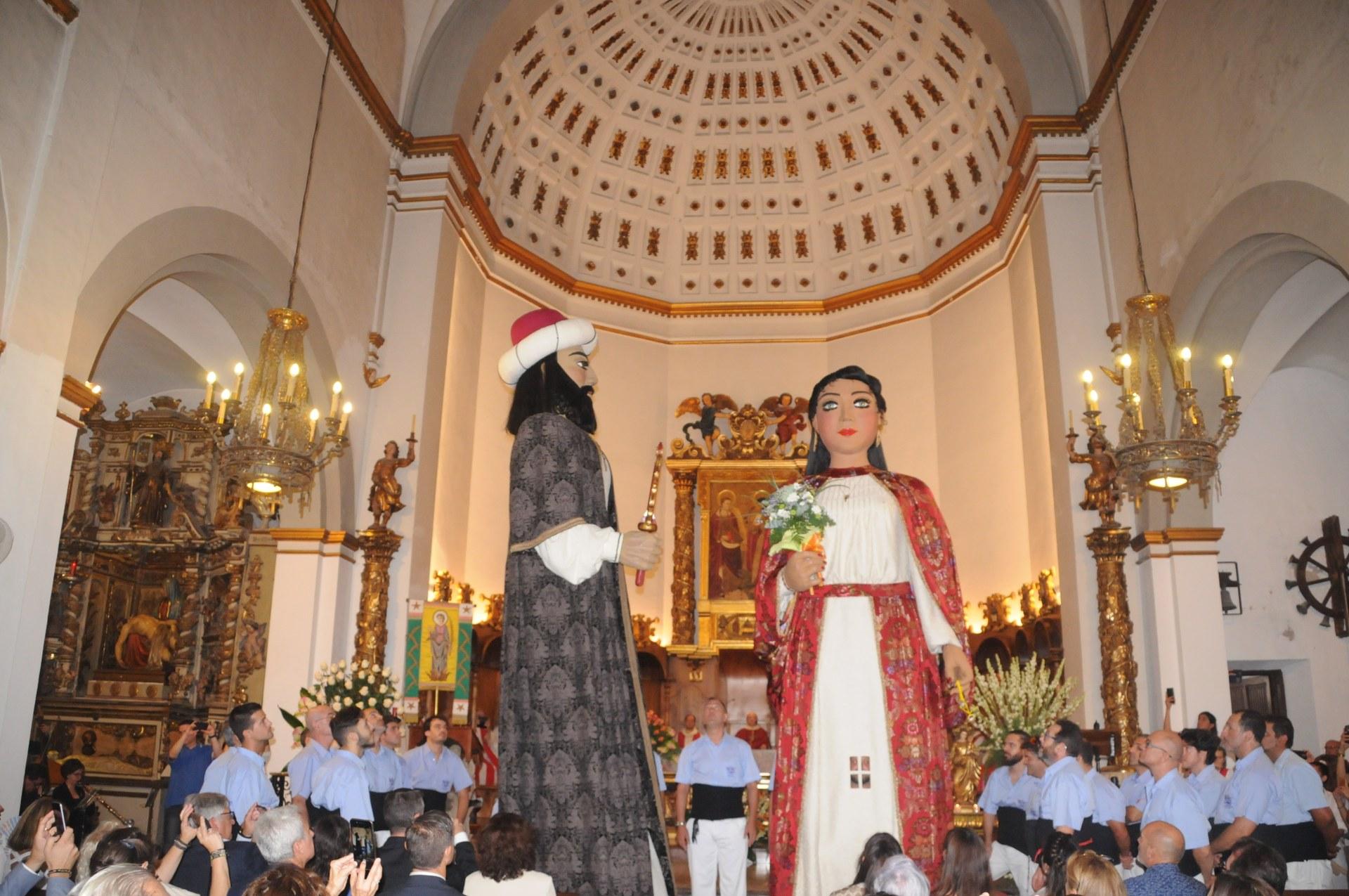 Sitges celebra la Diada de Santa Tecla