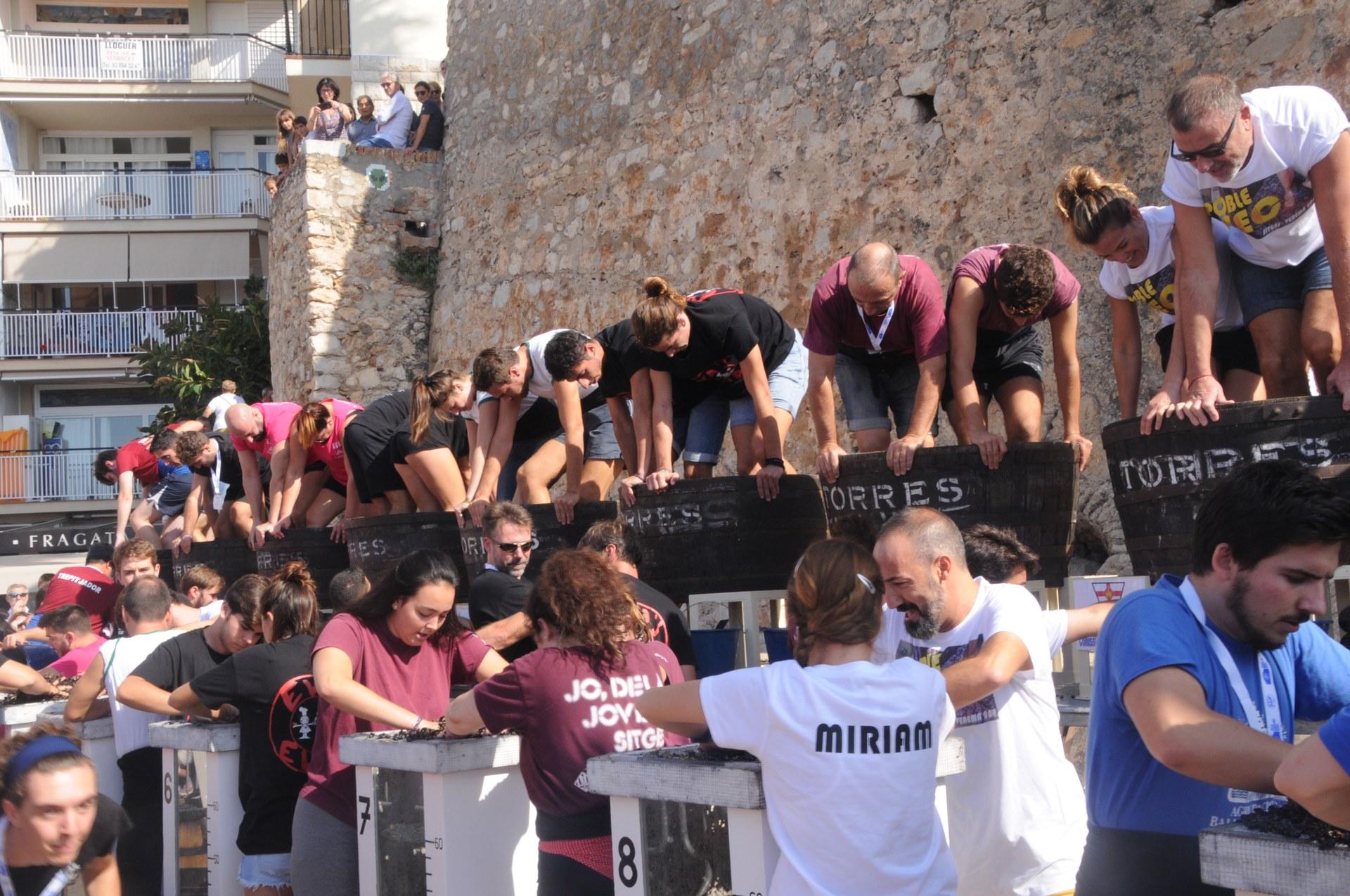 Sitges celebra la Festa de la Verema