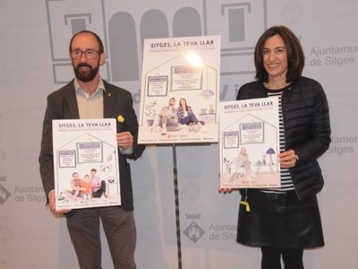 L'Ajuntament de Sitges garantirà l'accés a habitatge amb la construcció de pisos públics i més ajuts pel lloguer
