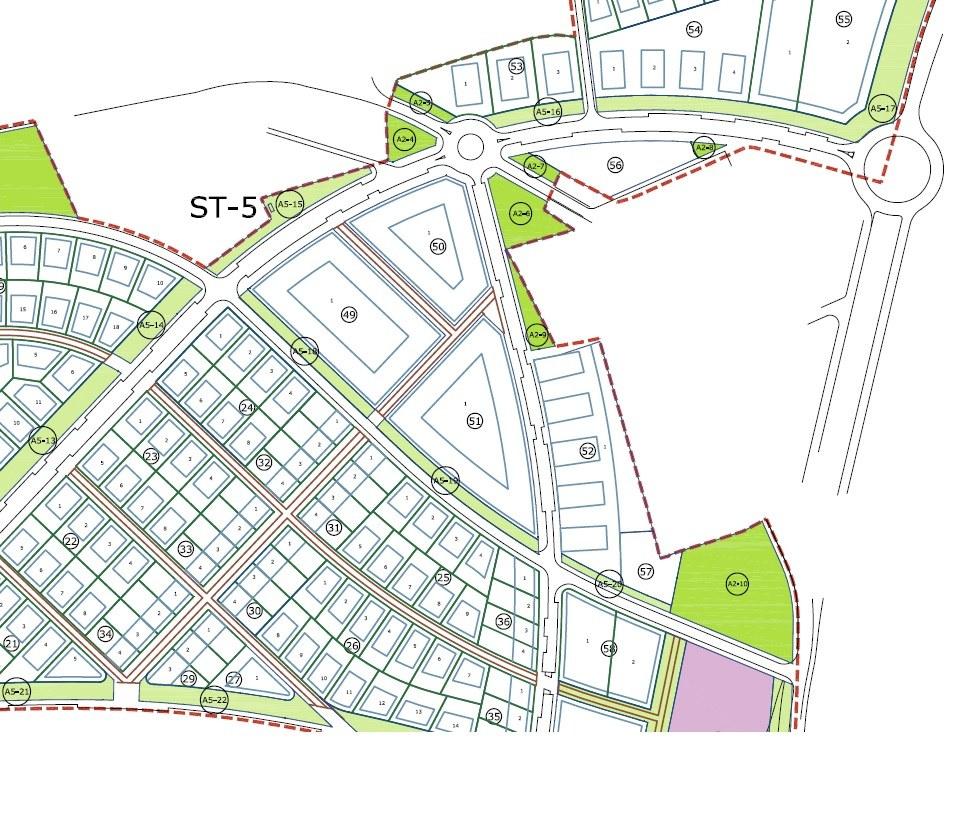 L'Ajuntament impulsa un concurs d'idees per a la reordenació deles illes 49, 50 i 51, del pla urbanístic PPU1-LaPlana- Santa Bàrbara-Vallpineda