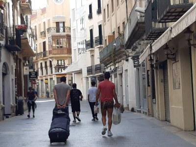 Sitges inicia una campanya de detecció i sanció d'habitatges turístics il·legals