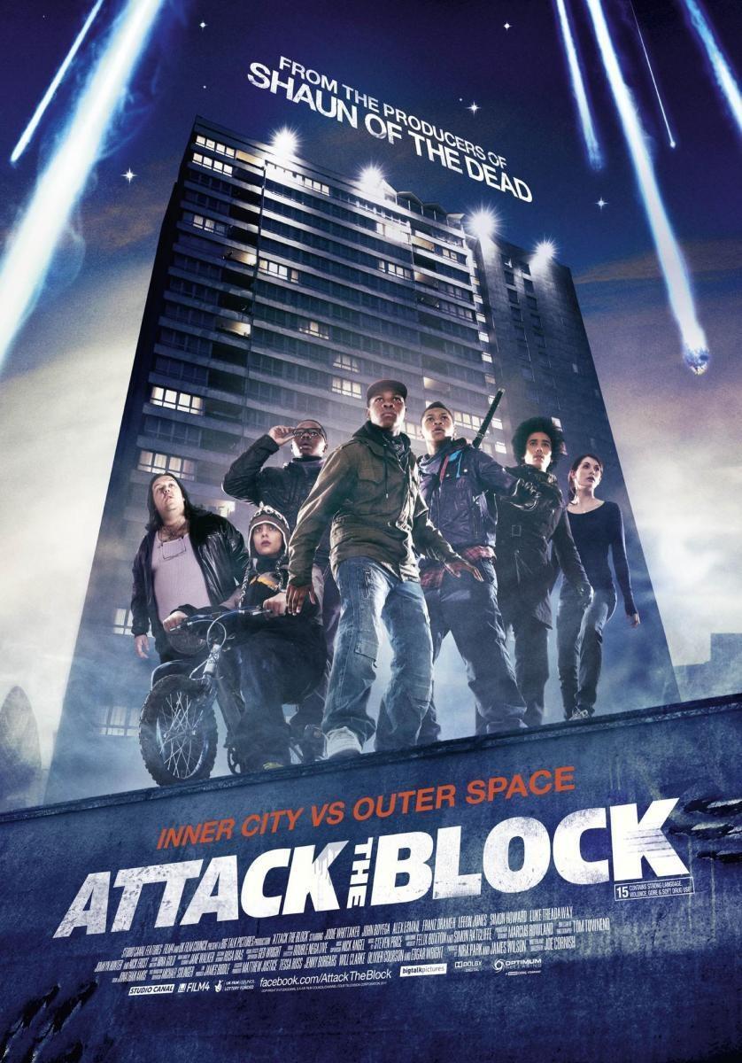 'Attack the Block'