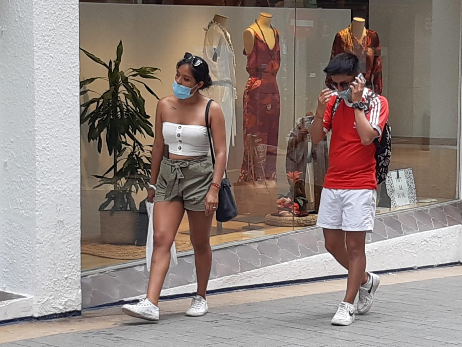 La regidoria de Joventut impulsa un pla d'acció per reforçar a les xarxes socials i també al carrer l'ús de la mascareta entre els joves