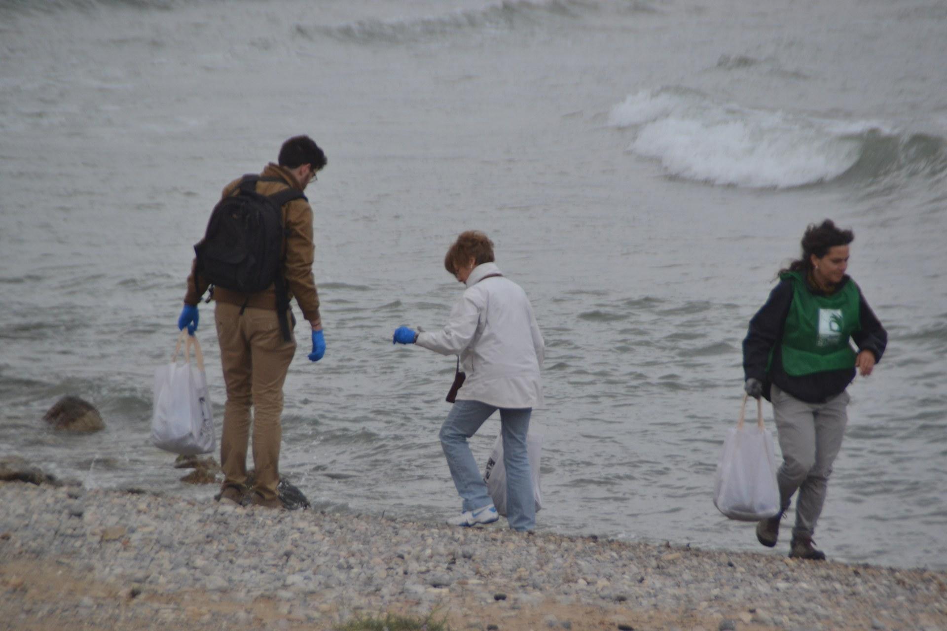 6a Jornada Sitges Clean Up Day (Acció de Neteja participativa de platges)