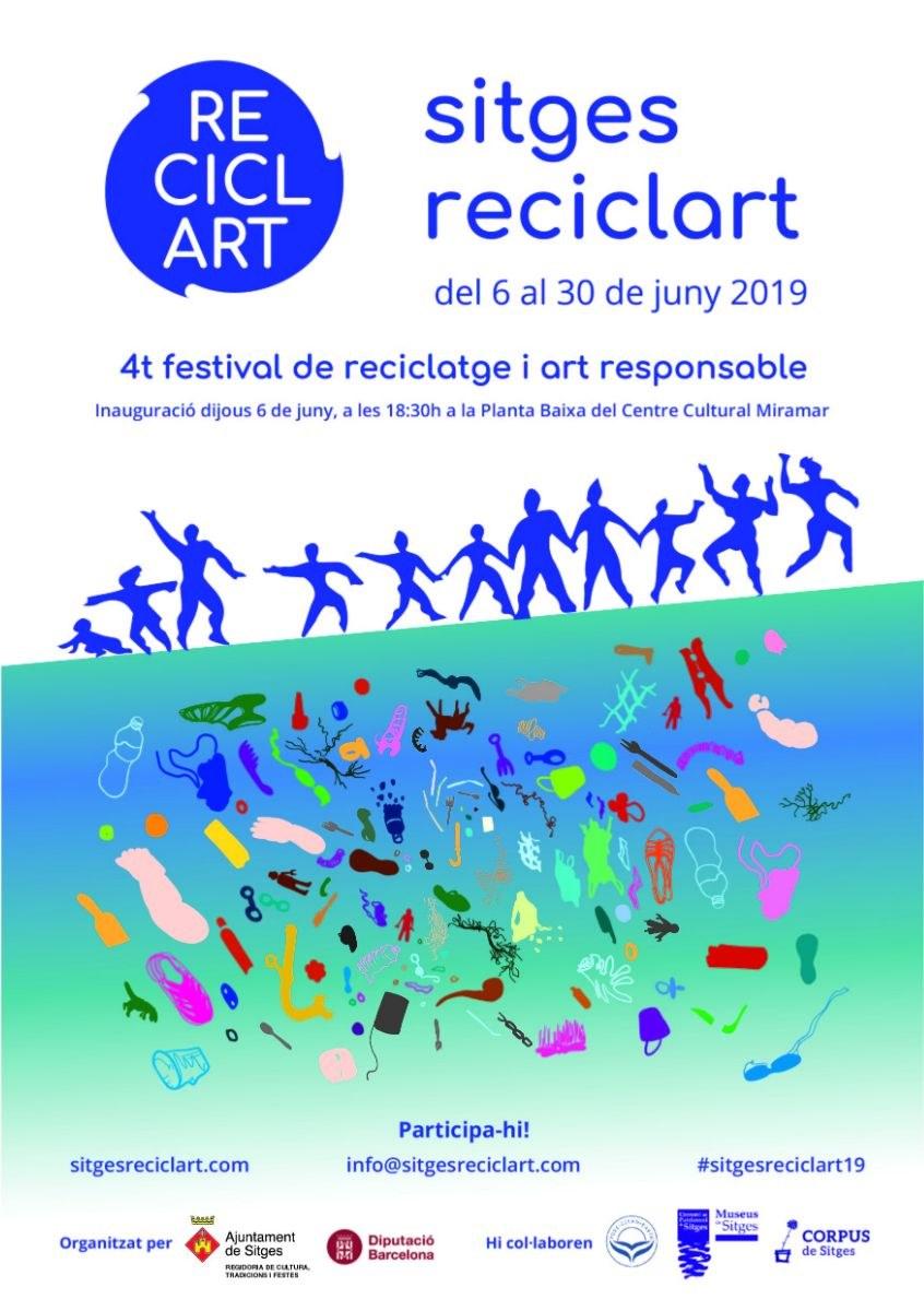 Exposició Sitges ReciclArt 2019