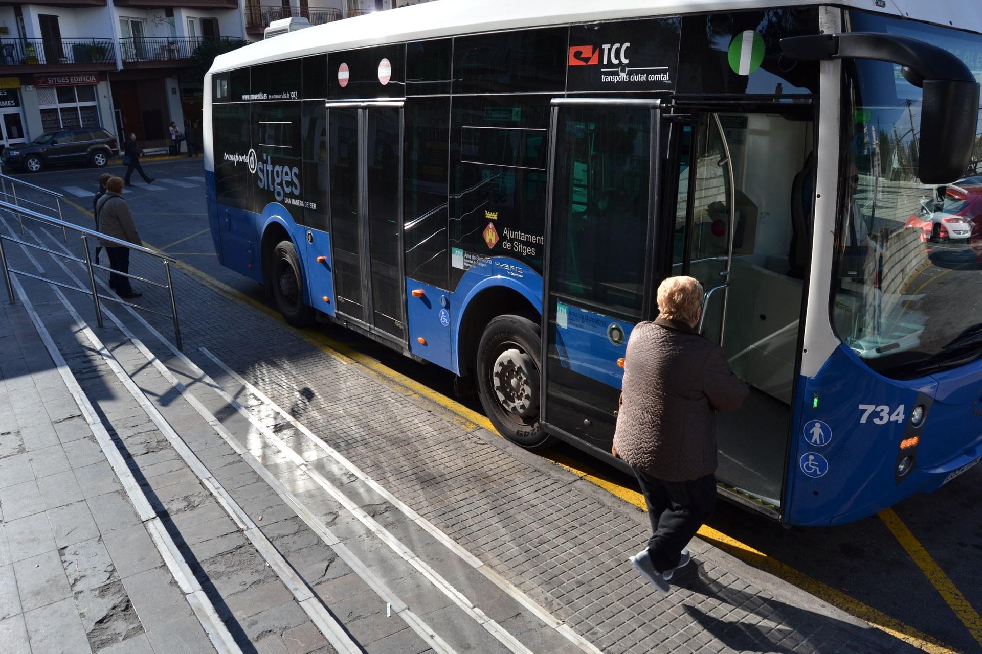 Jornada de bus urbà gratuït aquest dilluns en el marc de la Setmana Europea de la Mobilitat