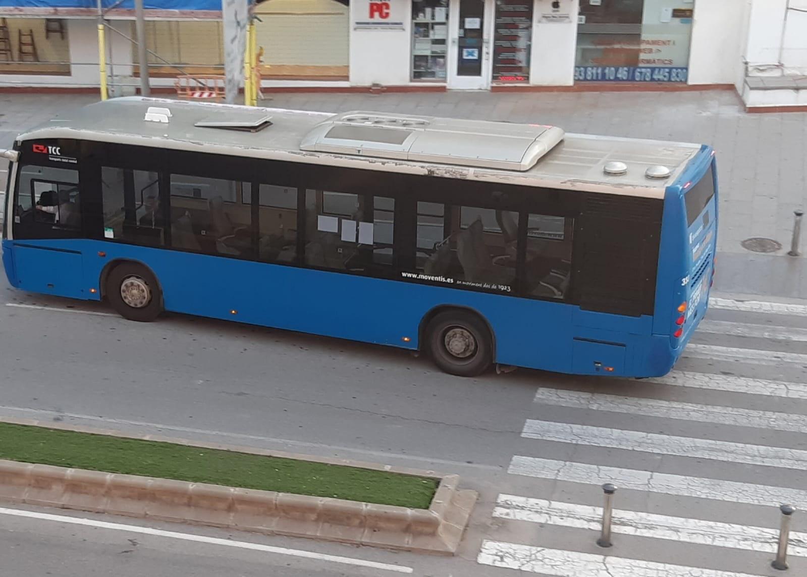 El recorregut de la línia 2 de bus urbà es veurà alterat.