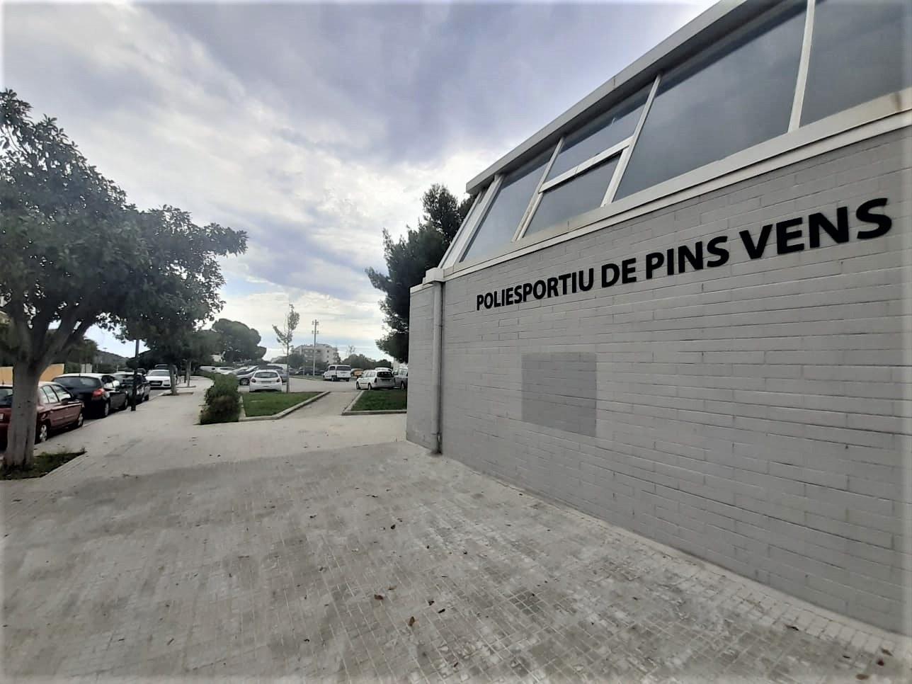 L'Ajuntament restitueix el projecte d'aparcament de Pins Vens