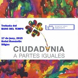 Jornada 'Banc del temps a Catalunya i ciutadania a parts iguals'