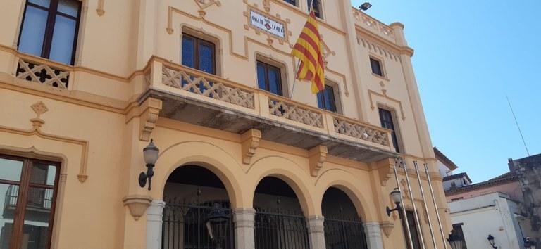 L'Ajuntament analitza les propostes recollides del Pacte per a la recuperació socioeconòmica de Sitges