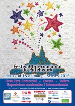 Festival Internacional de Patchwork Sitges 2015