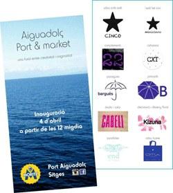 Port & Market a Aiguadolç
