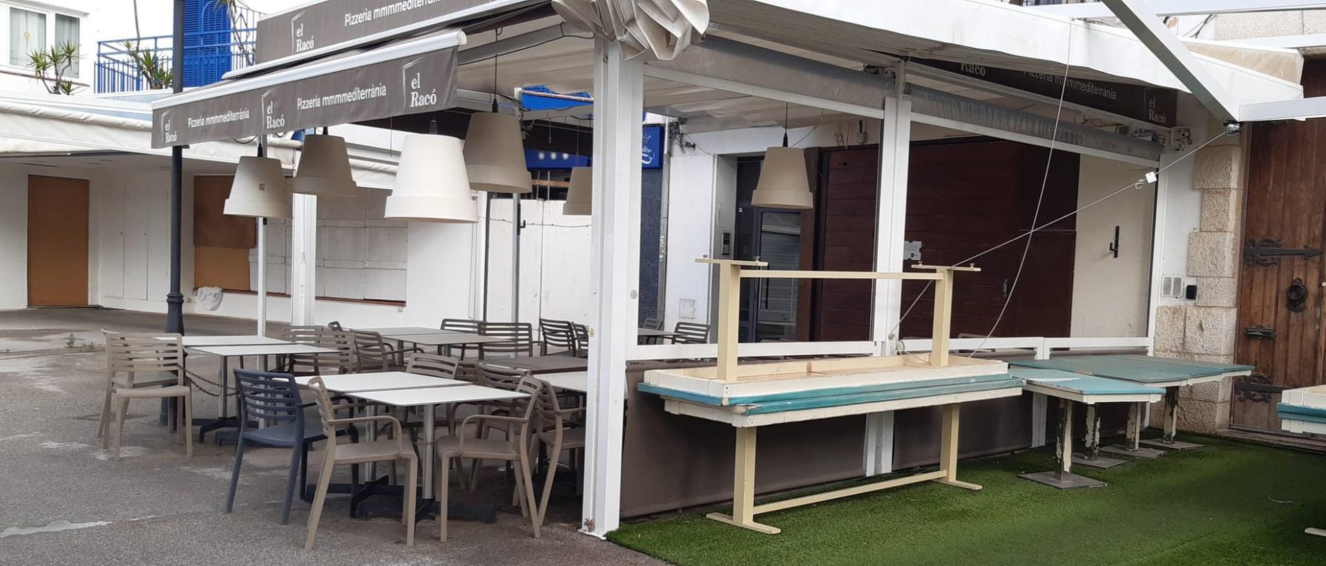 L'Ajuntament de Sitges permetrà ampliar terrasses sempre que es compleixin les mesures sanitàries