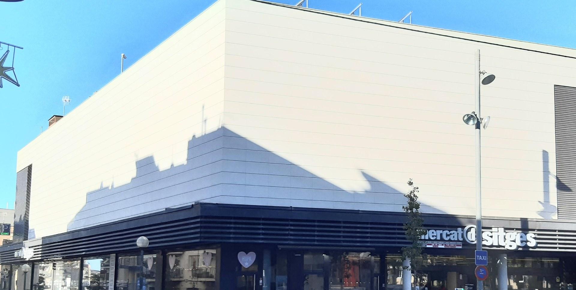 L'Ajuntament inicia treballs de rehabilitació al Mercat Municipal