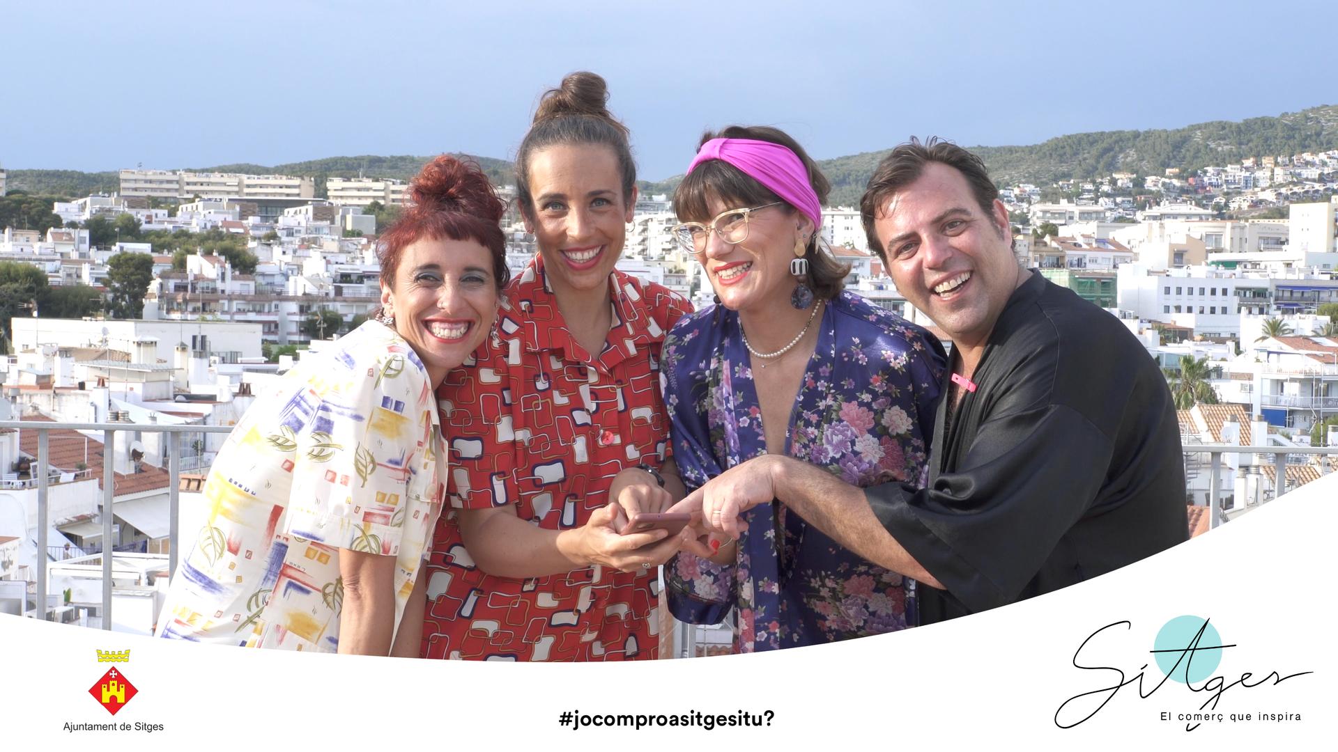 L'Ajuntament llança l'app 'Compra a Sitges' per fomentar el comerç local