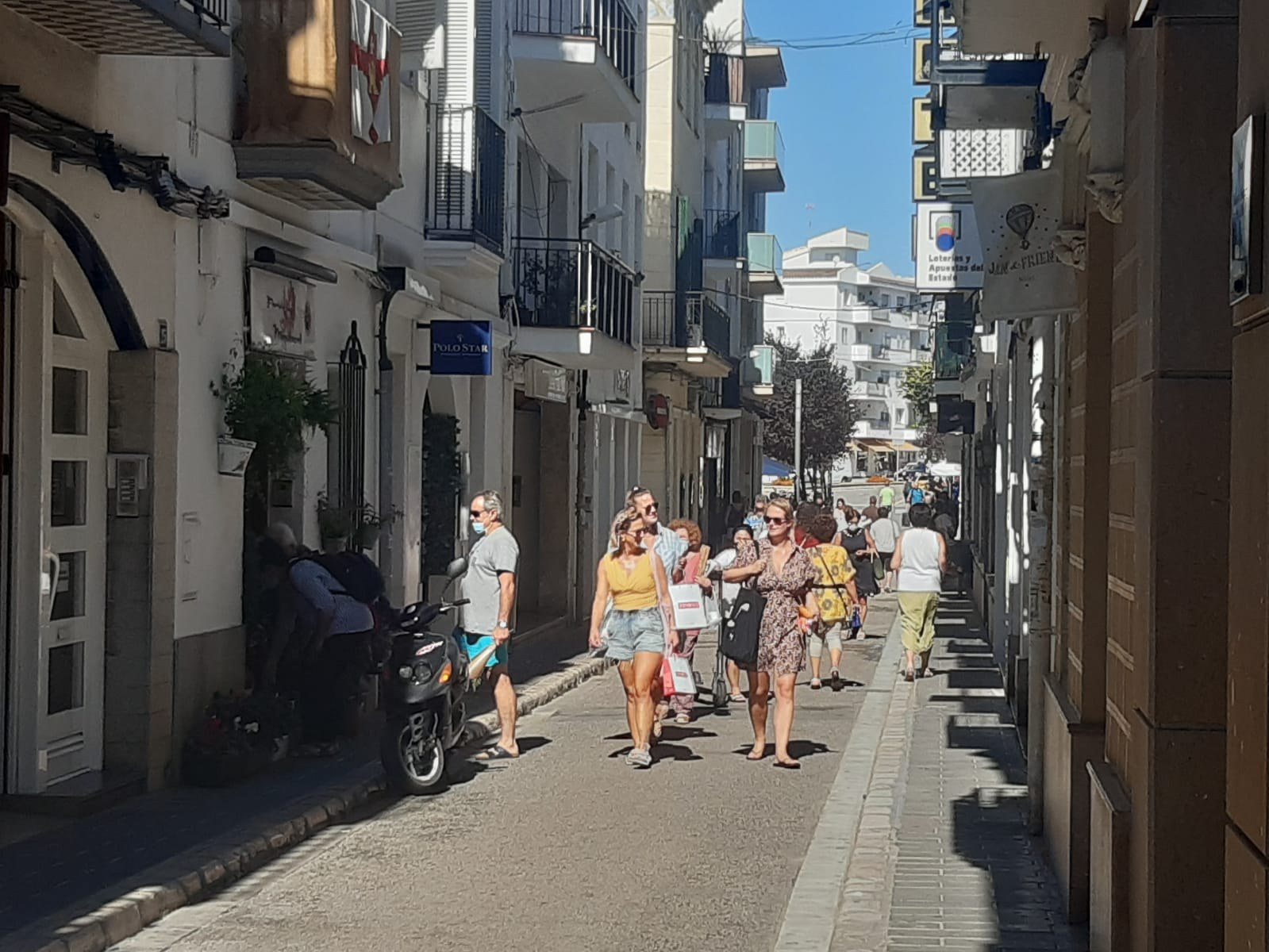 L'app 'Compra a Sitges' comença a funcionar el 20 de setembre