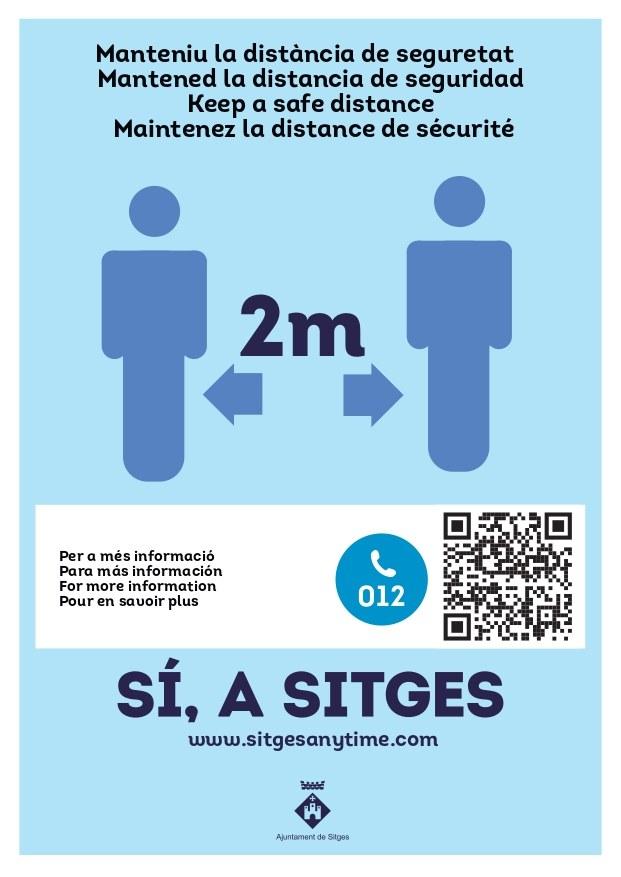 Imatge d'un dels cartells de la campanya.