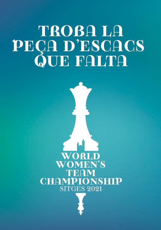 La regidoria de Promoció Econòmica uneix el comerç de Sitges i el Campionat Mundial d'Escacs femení