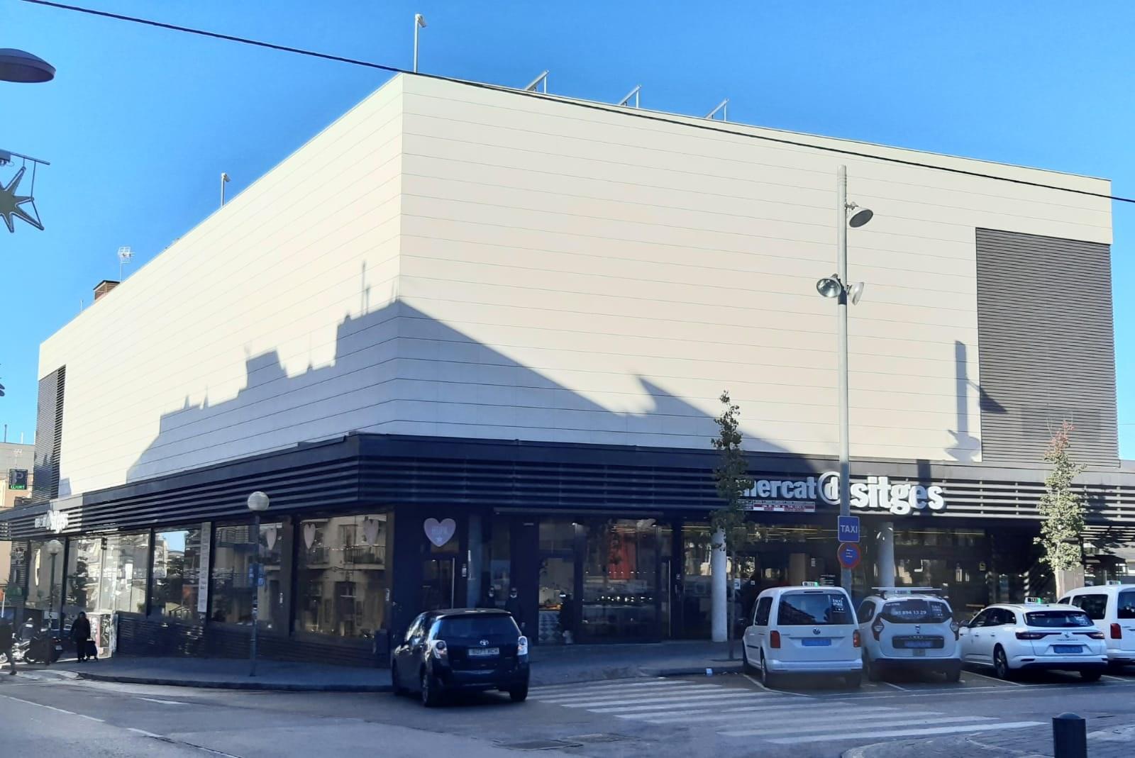 Les obres del Mercat Municipal de Sitges comencen dilluns