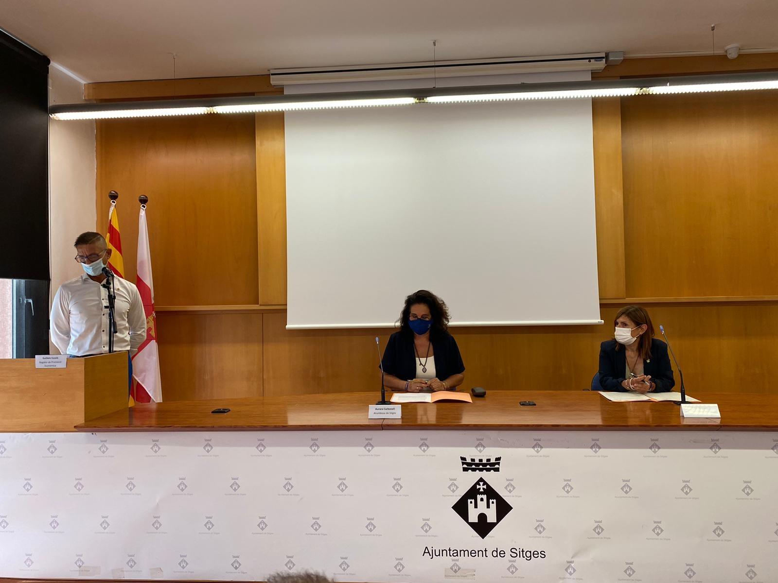 NODE Film Clúster tindrà la seva seu comarcal a Sitges