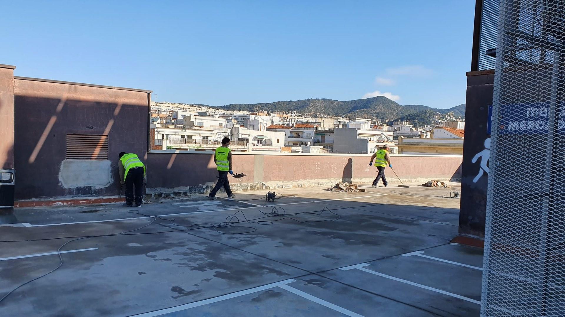 S'inicien avui les obres del Mercat Municipal de Sitges
