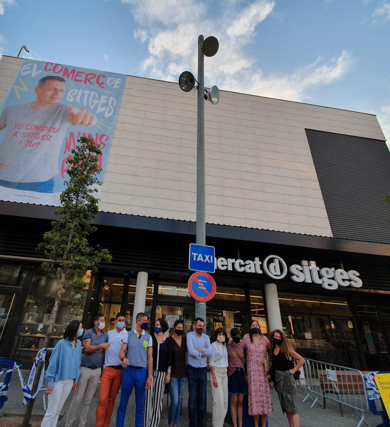 Sitges engega la campanya Deixa't inspirar per fomentar el comerç de proximitat