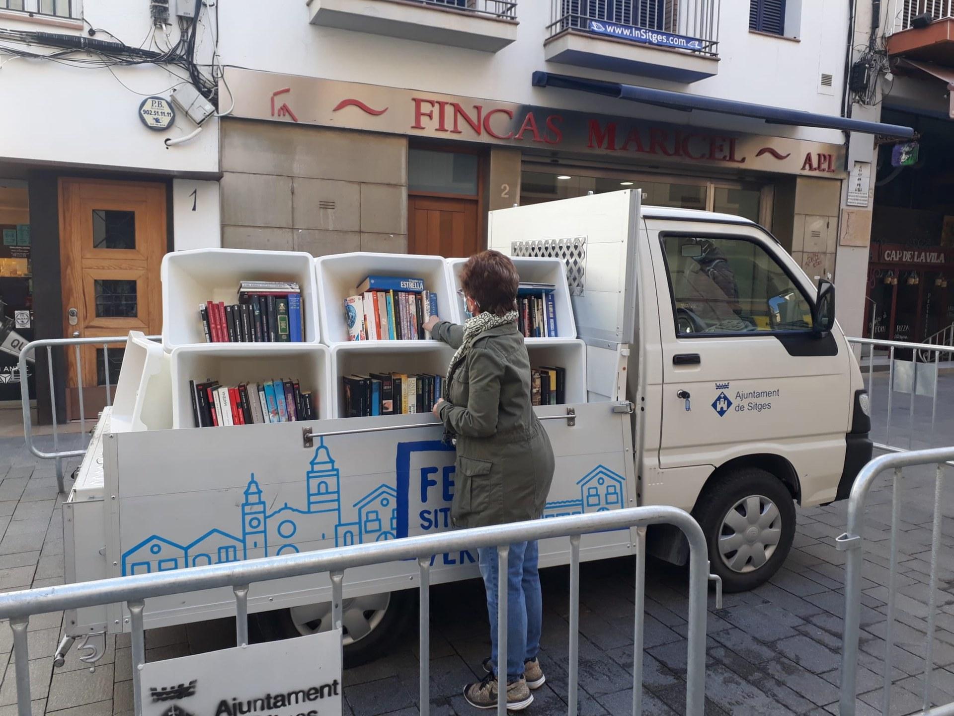 Nova edició de la Book Truck al Cap de la Vila