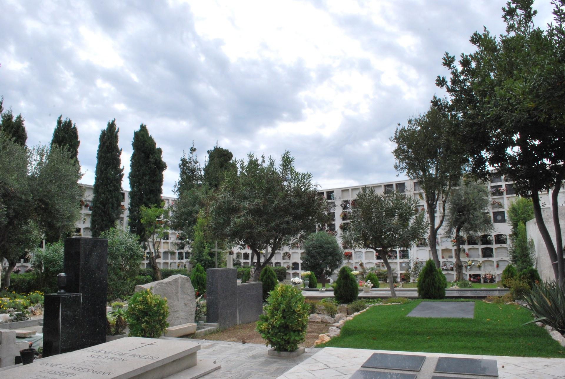 El cementiri de Sant Sebastià forma part de l'Associació Europea de Cementiris Significatius