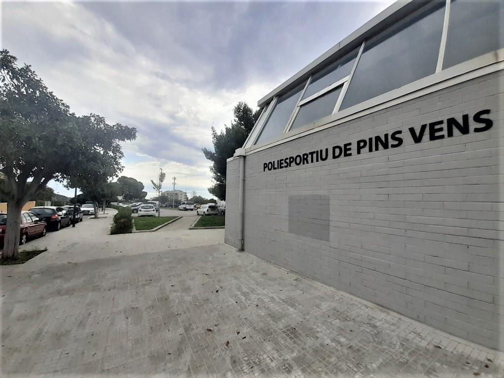 S'arxiva el cas contra l'Ajuntament per la remodelació de l'entorn de Pins Vens
