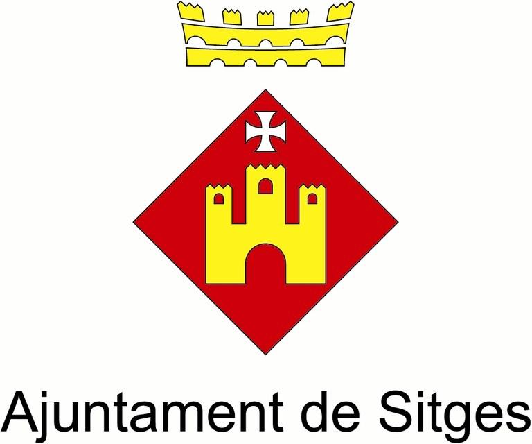 Logotip de l'Ajuntament de Sitges