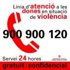900900120 Atenció a dones en situació de violència